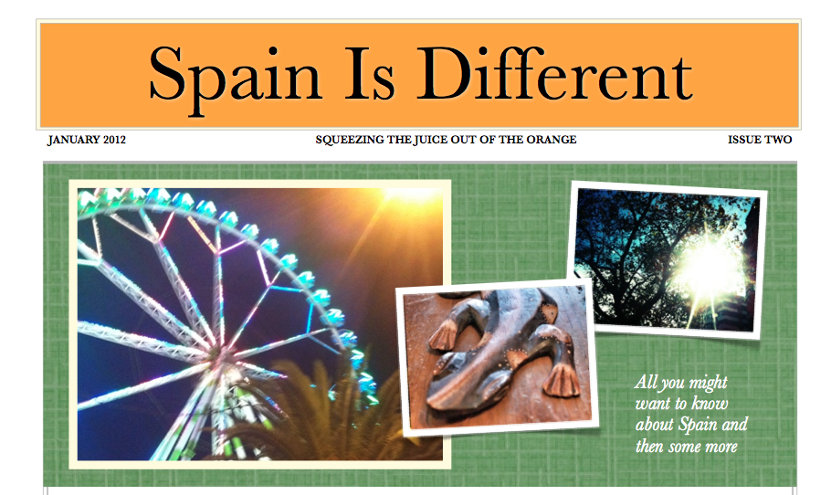 Spain is Different Magazine Issue 2