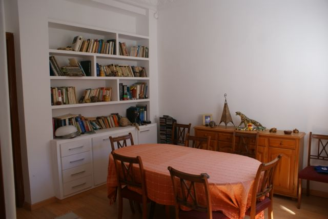 Dining Room In Calle Reina Flat