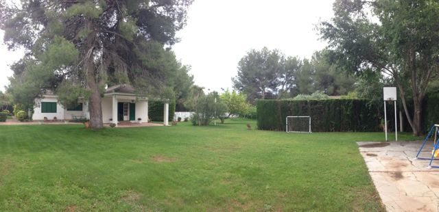 Huge Gardens and Lovely Location in Portacoeli