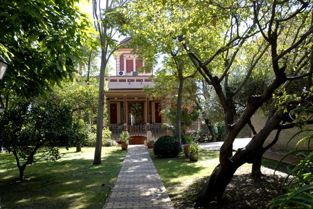Palace in Benimamet near to Valencia for sale