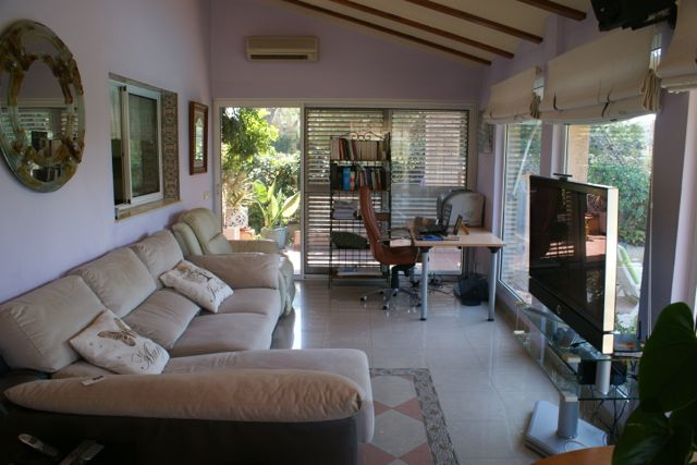 Covered Naya of House in La Eliana for sale