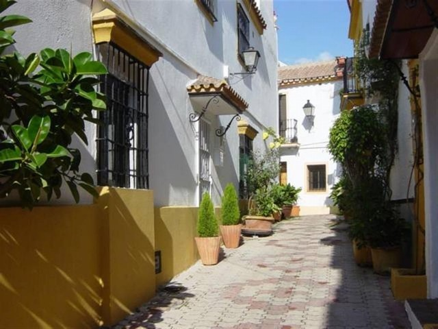 Marbella Townhouse For Sale